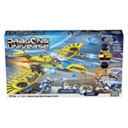 Dragons Universe Deluxe Dual-Blast Dragon Hunter by Mega Bloks