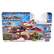 Dragons Universe Ultimate Action Dragon Destroyer Set by Mega Bloks