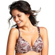 Bali One Smooth U Comfort-U Back Full-Figure Lift Bra - 3472