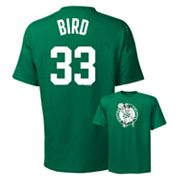 Majestic Boston Celtics Larry Bird Hardwood Classics Tee