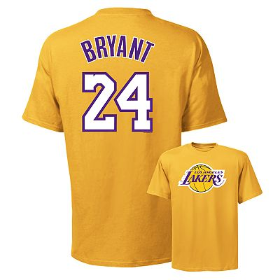 Los Angeles Lakers Kobe Bryant Tee