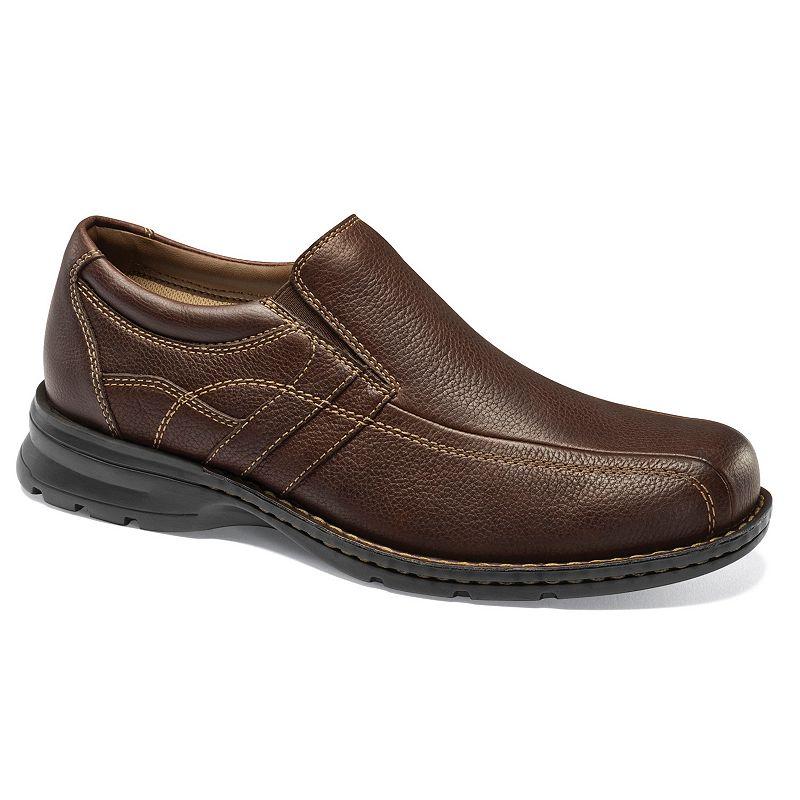 Dockers Brown Caper Slip-On Shoes - Men