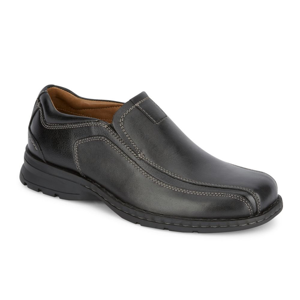 Dockers Agent Men's Leather ... Casual Slip-On Shoes
