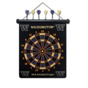 Washington Huskies Magnetic Dartboard