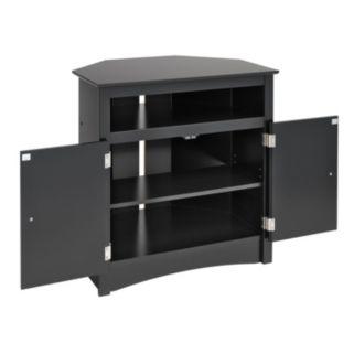 Prepac Corner Cabinet TV Stand
