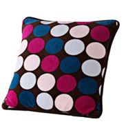 Cozy.Fresh.Fun Dot Decorative Pillow