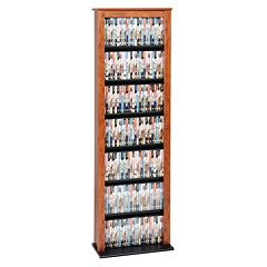 Prepac Slim Barrister Multimedia Storage Tower