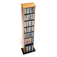 Prepac Slim Multimedia Storage Tower