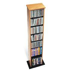 Prepac Slim Multimedia Storage Tower