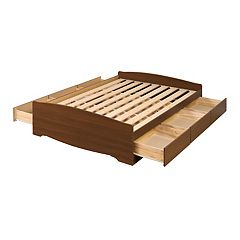 Prepac Queen 6-Drawer Platform Storage Bed