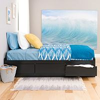 Prepac™ Twin Platform Storage Bed