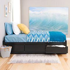 Prepac™ Twin Platform Storage Bed