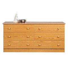 Prepac 6-Drawer Dresser by