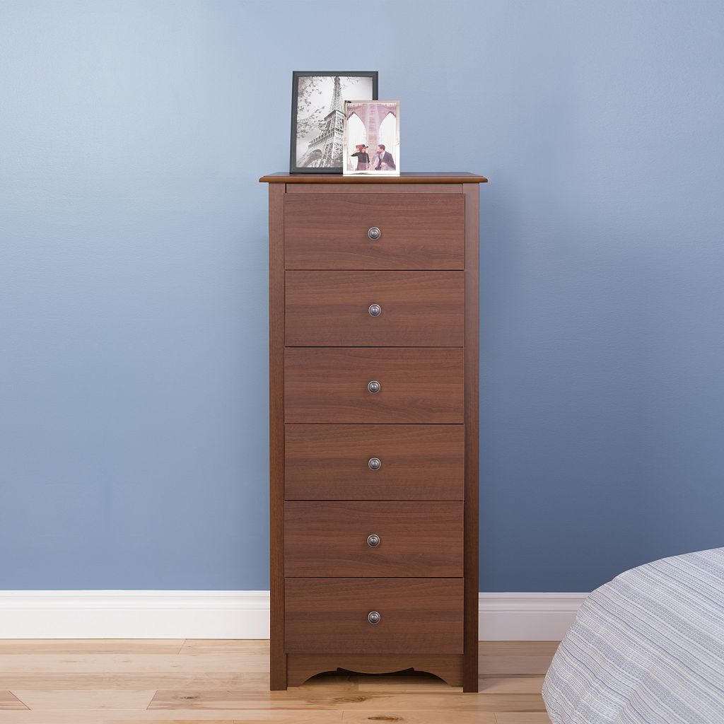 Prepac Monterey 6-Drawer Chest