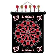 Washington Nationals Magnetic Dartboard