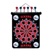 Philadelphia 76ers Magnetic Dartboard