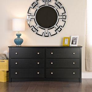 Prepac 6-Drawer Dresser
