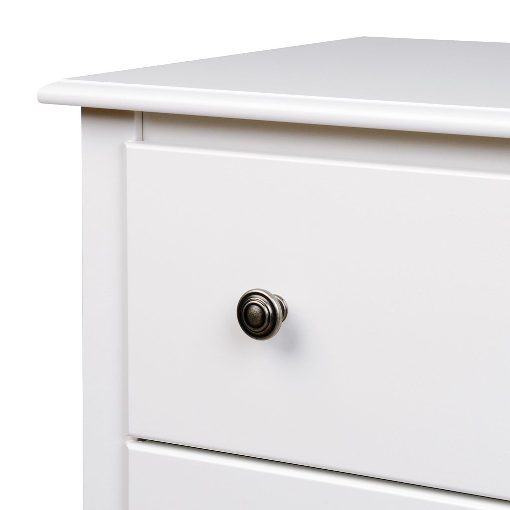 Prepac Monterey 6-Drawer Large Dresser