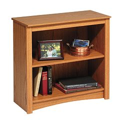 Prepac 2-Shelf Bookcase by