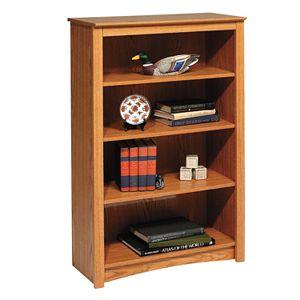 Prepac 4-Shelf Bookcase
