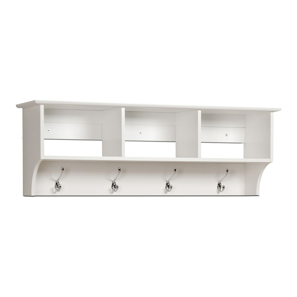 Prepac Entryway Cubbie Shelf