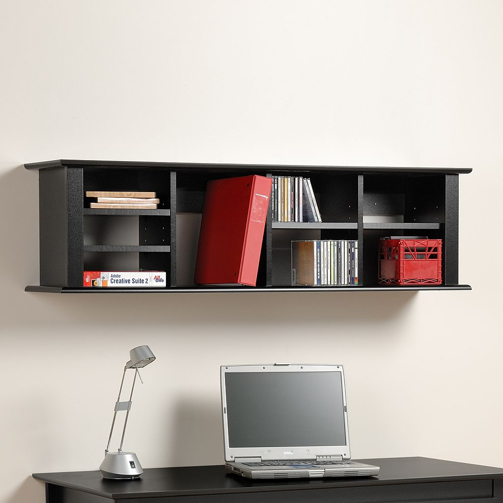 Prepac Wall-Mount Desk Hutch