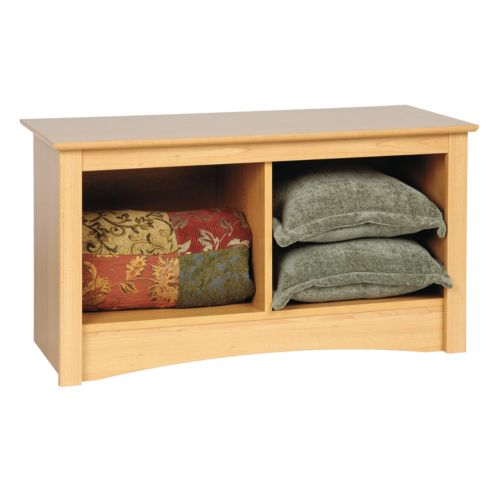 Prepac Twin Cubby Bench