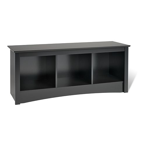 Prepac 3-Cubby Bench