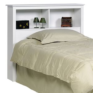 Prepac Twin Bookcase Headboard