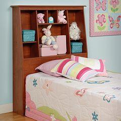 Prepac Twin Tall Bookcase Headboard