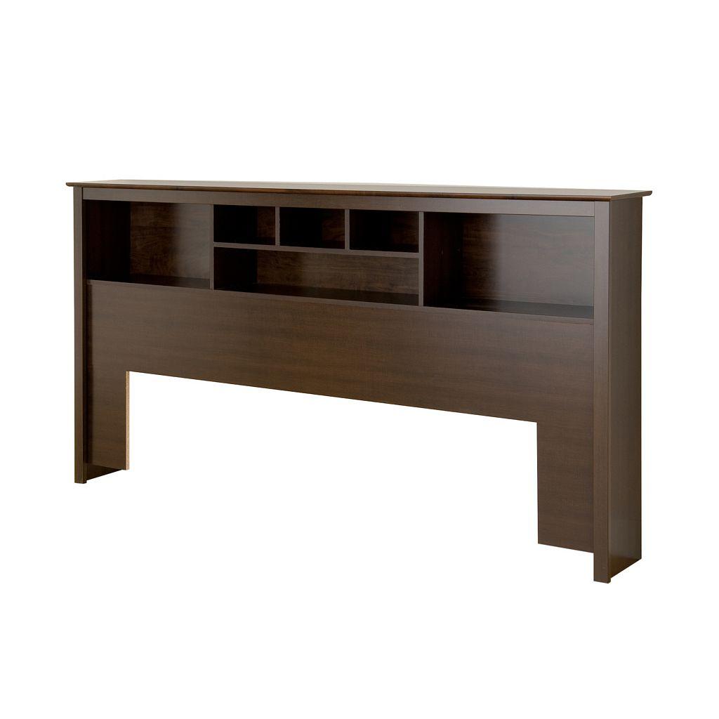Prepac King Bookcase Headboard