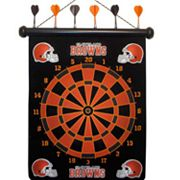 Cleveland Browns Magnetic Dartboard