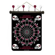 Arizona Cardinals Magnetic Dartboard