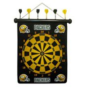 Green Bay Packers Magnetic Dartboard