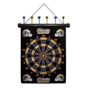 St. Louis Rams Magnetic Dartboard