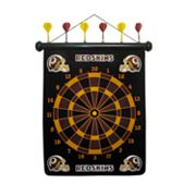 Washington Redskins Magnetic Dartboard