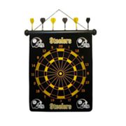 Pittsburgh Steelers Magnetic Dartboard