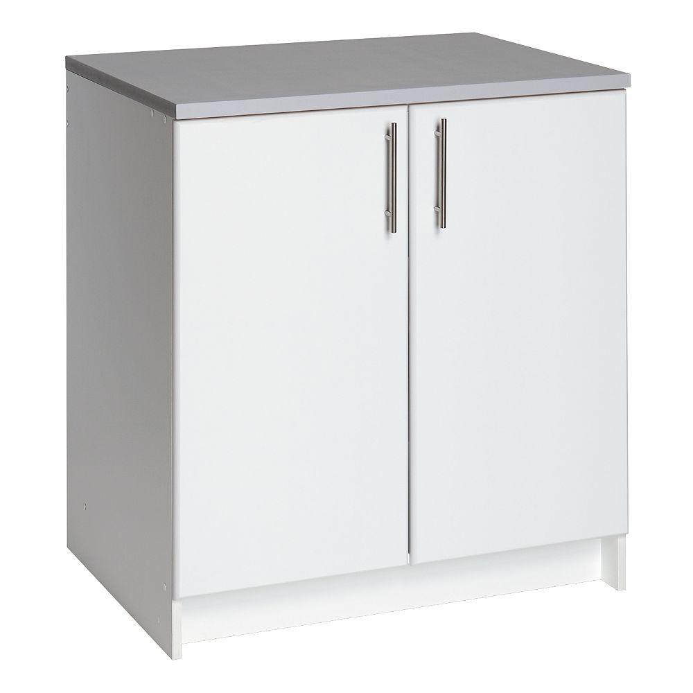 Prepac Elite White Base Cabinet