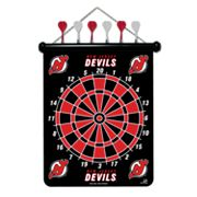 New Jersey Devils Magnetic Dartboard