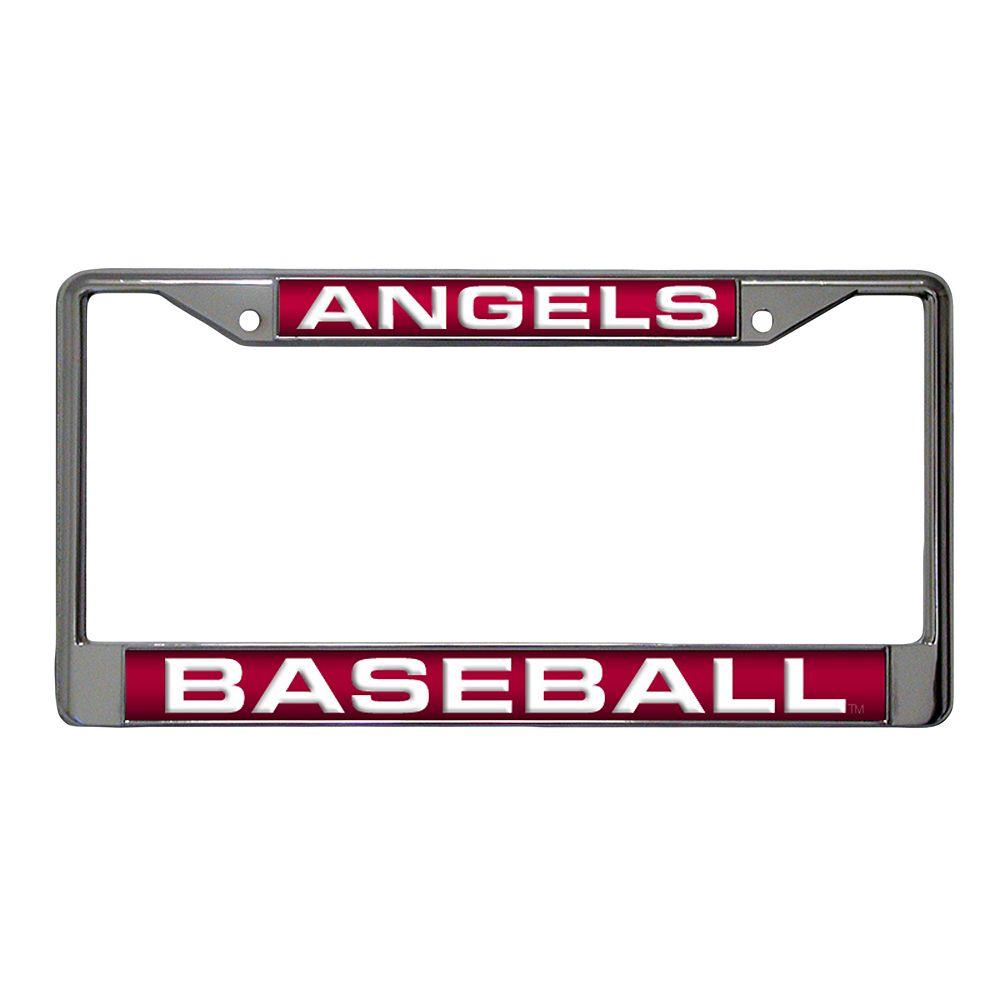 Los Angeles Angels of Anaheim Metal License Plate Frame