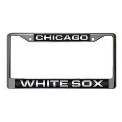 Chicago White Sox Metal License Plate Frame