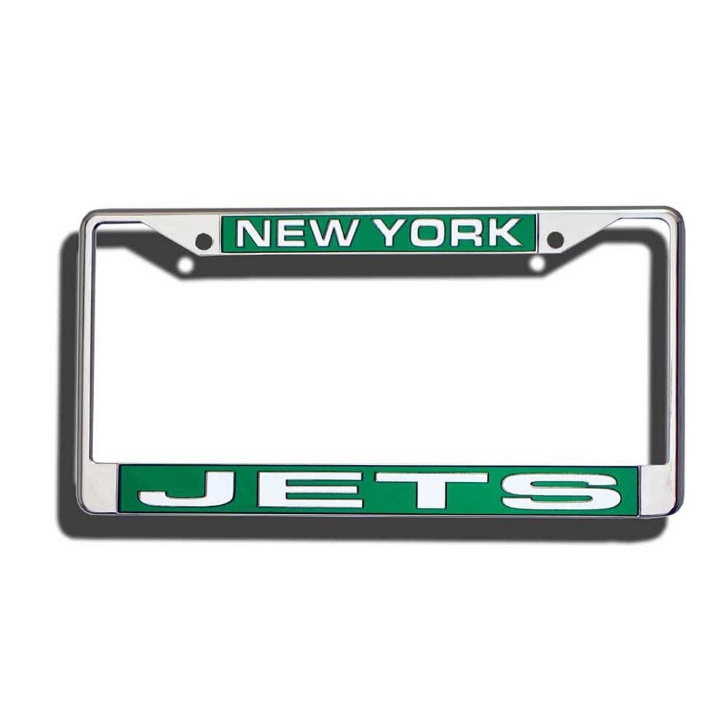 New York Jets License Plate Frame