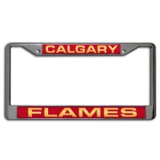 Calgary Flames License Plate Frame