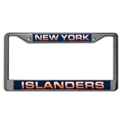 New York Islanders License Plate Frame