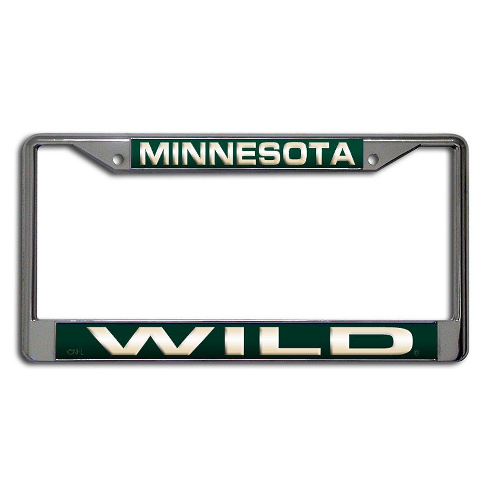 Minnesota Wild License Plate Frame