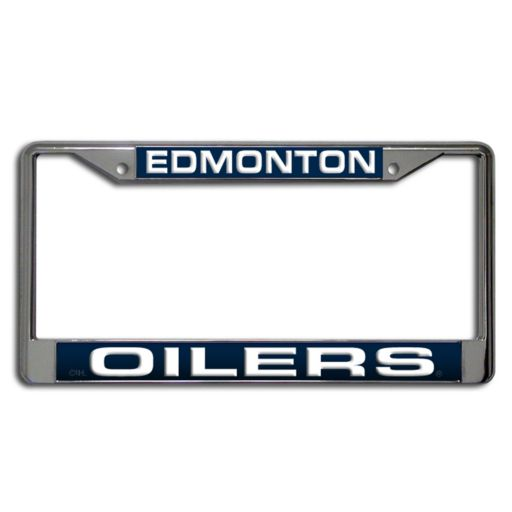 Edmonton Oilers License Plate Frame