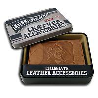 Duke Blue Devils Leather Bifold Wallet