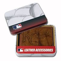 Kansas City Royals Leather Bifold Wallet