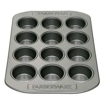 Farberware 12-Cup Mini Muffin Pan