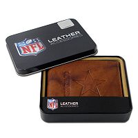 Dallas Cowboys Leather Bifold Wallet